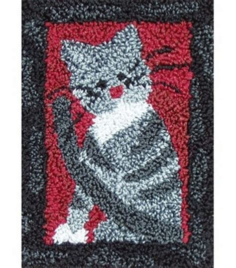 punch hook rug kits 17 best images about punch needle embroidery rugs on cats travel and hens