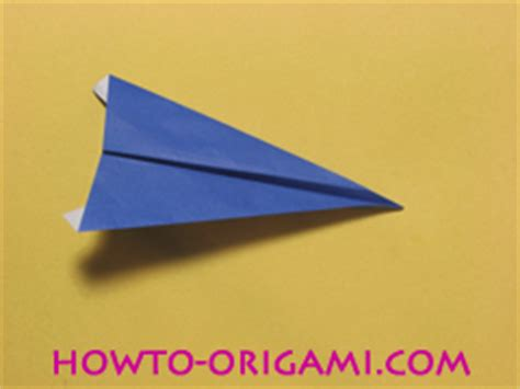 Airplane Origami Easy - simple airplane origami 187 how to origami easy origami