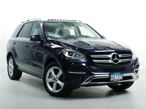 certified pre owned  mercedes benz gle gle  suv
