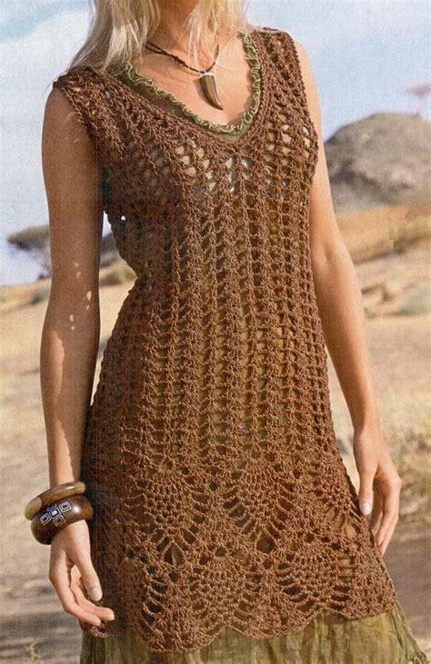 pattern women s dress free crochet sweaters crochet tunic dress for women free pattern