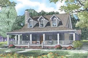 country style house plans with wrap around porches country style house plan 4 beds 3 baths 2039 sq ft plan 17 1017