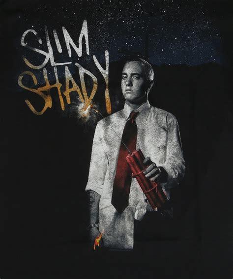 eminem slim shady eminem slim shady t shirt