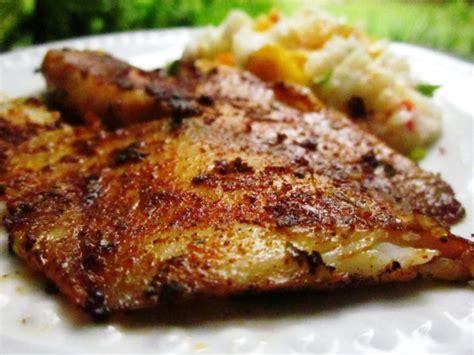 blackened fish recipe food com