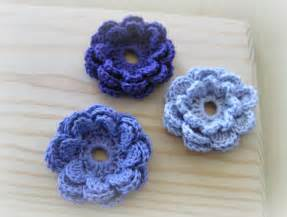 easy crochet flowers crochet collection