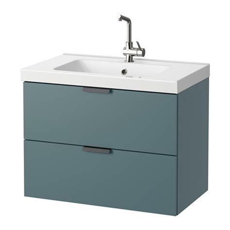 bagno ikea godmorgon odensvik godmorgon wash stand with 2 drawers grey