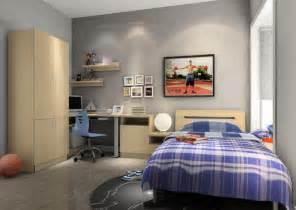 Simple Boys Bedroom Boy Bedroom Simple Design 3d 3d House