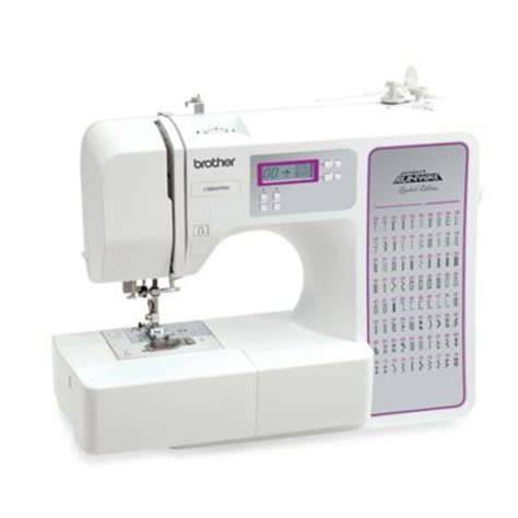 brother cx155la laura ashley limited edition computerized buy brother cx155la laura ashley 174 limited edition sewing