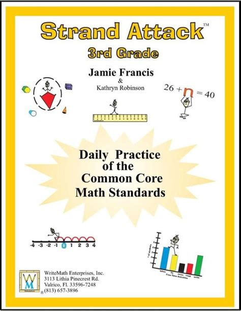 Common Math Worksheets 3rd Grade by 3rd Grade Common Math Worksheets