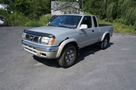 Nissan Frontier 1999 by 1999 Nissan Frontier Mpg Upcomingcarshq