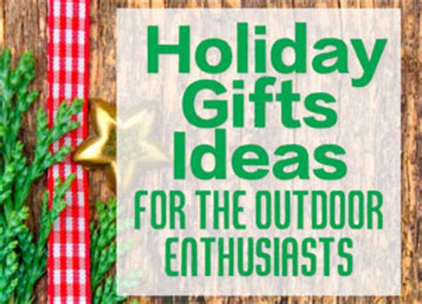 io special holiday gifts ideas inside outdoor magazine