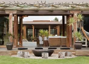 dekoideen terrasse 24 dekoideen aus baumstamm f 252 r haus und garten