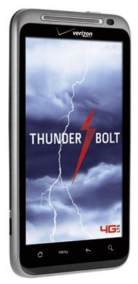 Thunder Bolt Mobile Wifi htc thunderbolt 4g android phone verizon wireless cell phones accessories
