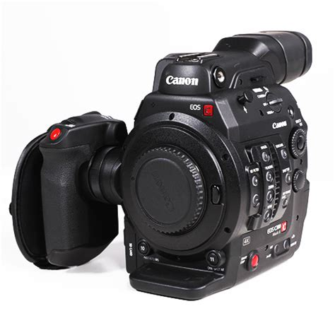 canon c300 workflow canon eos c300 ii in studio only 6 hours