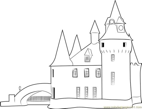 neuschwanstein castle coloring page neuschwanstein german castle coloring page coloring pages