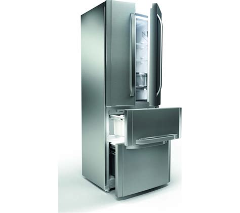 American Style Fridge Freezers Not Plumbed by Hotpoint Ffu4dx American Style Fridge Freezer A