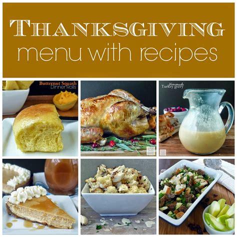 turkey recipes traditional thanksgiving dinner menu and recipes tastes