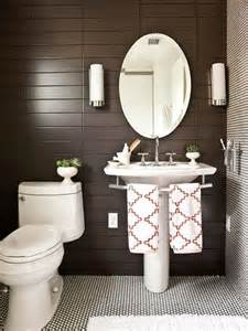 Bar Bathroom Ideas The Towel Bar Attached To The Pedestal Sink Bath