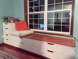 window seat ikea hack we used the stolmen drawers and varde countertop to hack a