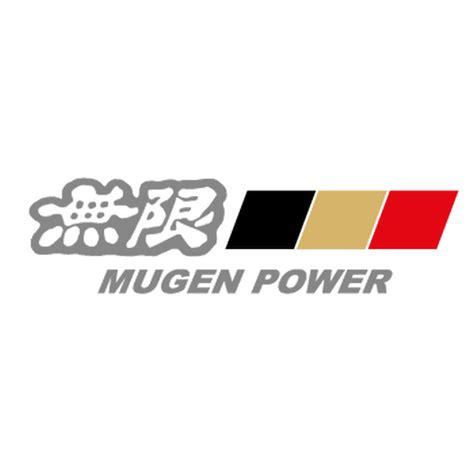 Honda Mugen Aufkleber by Sticker Mugen Power Logo