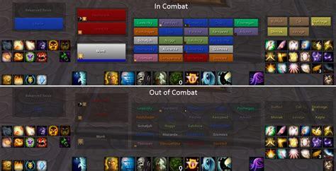 wow raid frame add ons healbot continued unit frames world of warcraft addons