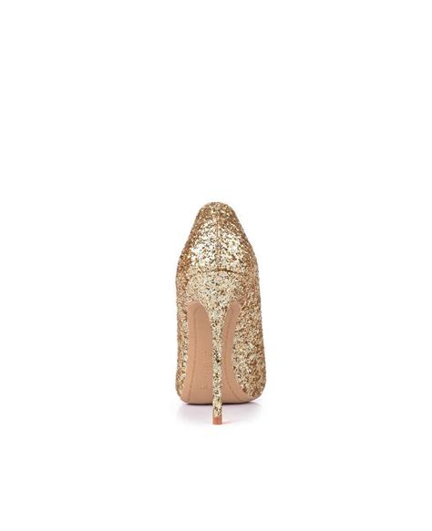 Gold Sparkly Bridal Shoes by Sparkly Gold Sequin Wedding Shoes High Heels For 2018