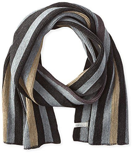 vertical striped scarf knitting pattern charcoal vertical striped scarf perry ellis knit stripe