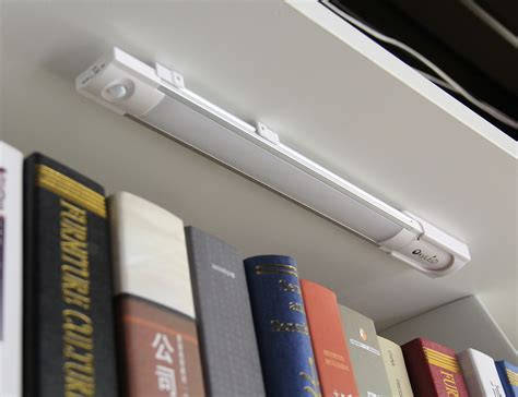 motion activated led light oxysense motion activated led bar light 187 gadget flow