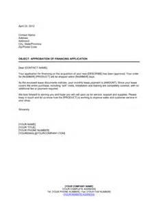credit application request letter sle credit manager