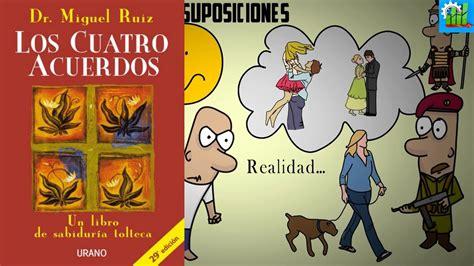 Resumen 4 Acuerdos by Los Cuatro Acuerdos Por Miguel Ruiz Resumen Animado