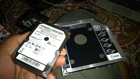 Ssd Untuk Mac mac osx upgrade ke ssd dan ganti slot dvd dengan hdd