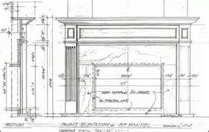 Fireplace Plans Newport Mantels And Panel Company Custom Fireplace