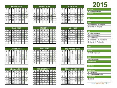 I Calendrier 2015 Calendrier 2015 224 Imprimer Gratuit En Pdf Et Excel