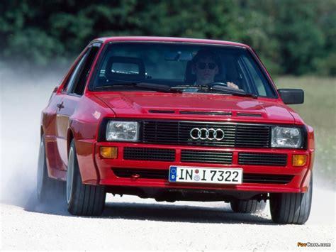 Audi Quattro 86 by Audi Sport Quattro 1984 86 Wallpapers 1024x768