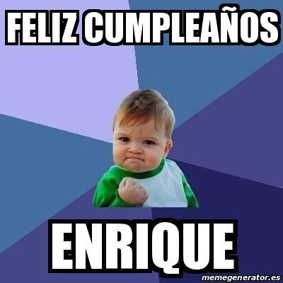 imagenes de feliz cumpleaños rocio meme bebe exitoso feliz cumplea 241 os enrique 17477902