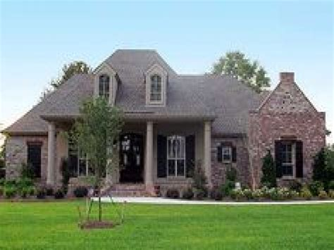 Home Plans One Story by Country House Exteriors Country House Plans