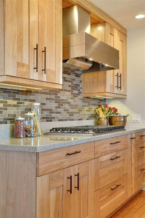 light birch kitchen cabinets red birch cabinets kitchen traditional with granite