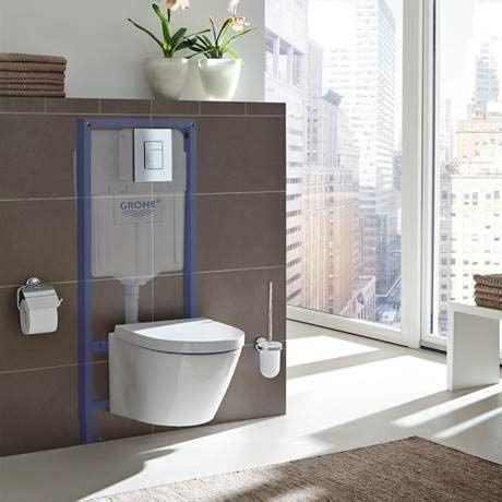 rapid bathrooms grohe rapid sl 1 13m frame for wall hung wc victorian