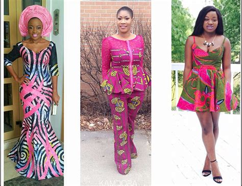 kamdora styles 2016 ankara lookbook 80 pink patterns