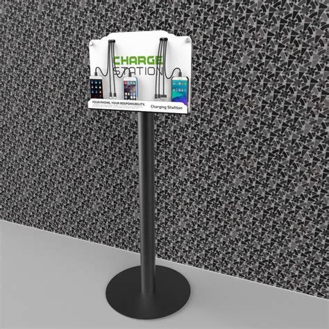 chargetech tower floor stand cell phone charging station review article best tower floor stand cell phone charging station w 8 universal charging tips included for all