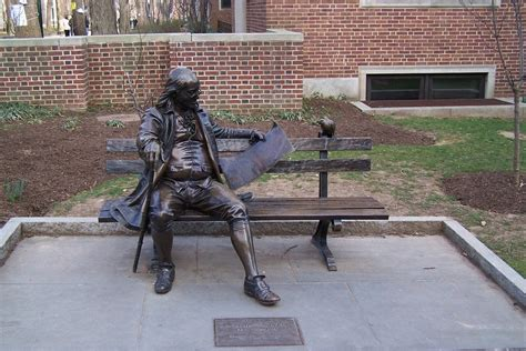 sex on the park bench philadelphia pa franklin on the park bench statue at penn photo picture image