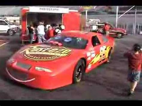 Lightning McQueen Race Car YouTube