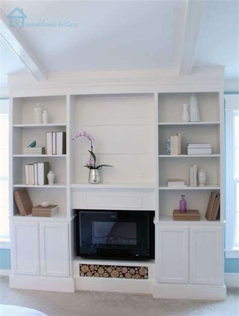 do it yourself built in bookshelves 18 do it yourself projects home stories a to z