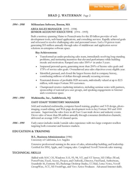 sle of achievements in resume exle of resume why is it so important businessprocess