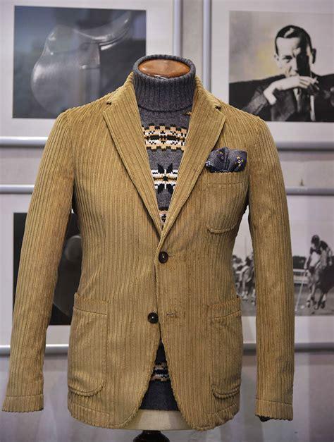 guardaroba maschile velluto tutto sul tessuto pi 249 versatile guardaroba