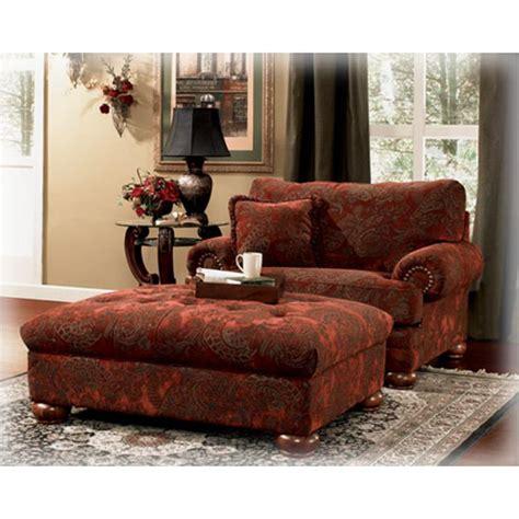 ashley furniture burlington sienna chair