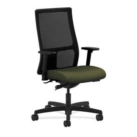 Office Chairs And Desks Hon Ignition 1 0 Mesh Back Task Chair Atwork Office Furniture Canada