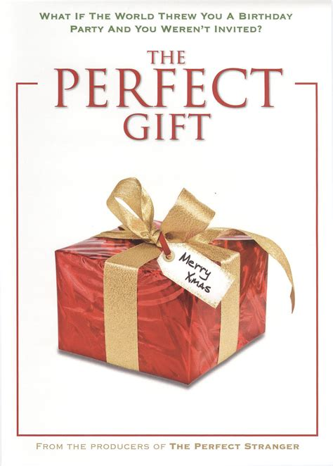 the perfect gift 2009 jefferson moore synopsis