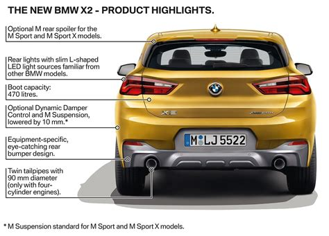 Bmw X2 Price by Bmw X2 2018 Specs And Pricing Cars Co Za