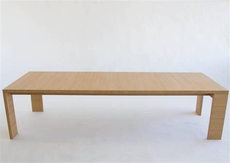 Oak Meeting Table Oak Conference Table By Antonio Citterio For Maxalto At 1stdibs