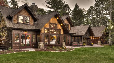 Luxury Cabins by Luxury Cabin On The Whitefish Chain Vrbo